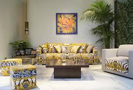 Versace Sofa Zahara Versace Home Collection