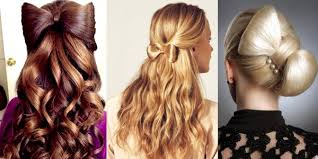 hairstyles for girl video bow hair style bow hairstyles image gallery video tutorials bow hair