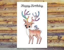 printable birthday card groovy sea turtle card blank card