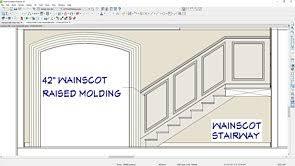 Masonite Wainscot Create Wainscoting Using Cabinet Symbols
