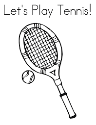 donald and daisy duck play tennis coloring pages cartoon