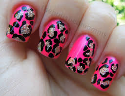 Nail Designs Cheetah I M Not I M A Cheetah The Polished