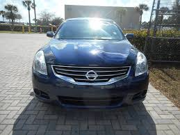 nissan altima coupe under 11000 blue nissan altima in fort myers fl for sale used cars on
