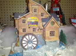 Menards Dog House Lemax Menards Saw Mill