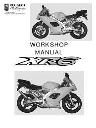 peugeot xr6 motorhispania racing rx service repair manual