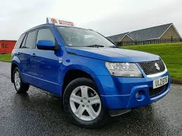 sep 2007 suzuki grand vitara 1 9 ddis 4x4 mot u0027d october 2017