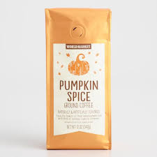 pumpkin spice for coffee world market pumpkin spice blend coffee 12 oz world market