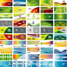 50 free business card templates vector freevectors net