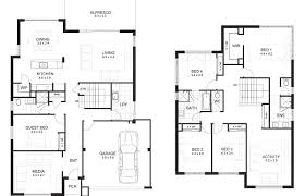 modern architecture home plans contemporary house plans two story plan unusual whimsical