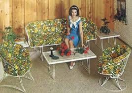 dream house acres c mon spring see my new vintage patio set