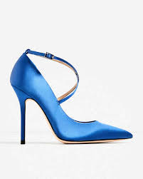 wedding shoes blue closed toe evening shoes to rock for your winter wedding martha
