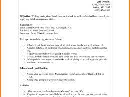 Medical Front Desk Resume Sample Hotel Front Desk Resume Examples Functional Resume Sample