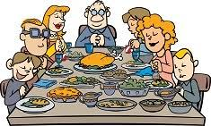 celebrate thanksgiving day away from family
