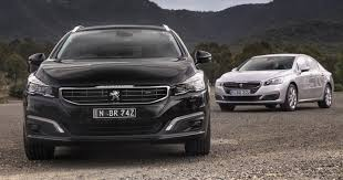 peugeot new car prices peugeot 508 pricing and specifications