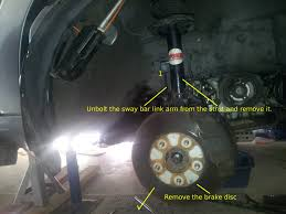 home beardeddonkey howto remove driver side drive axle from