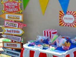 carnival decorations hilarious circus then carla diy carnival plus diy carnival