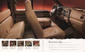 1999 super duty f series ford truck sales brochure