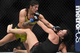 cat alpha zingano mma stats pictures news videos they said what pros react to ketlen vieira s win over cat zingano