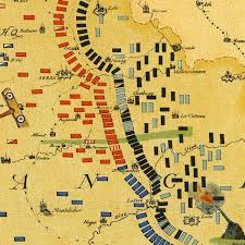 Map Of World War 2 Europe by Wwi Map Of France And Belgium Western Front 1918 Battlemaps Us