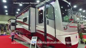 holiday rambler navigator 38k youtube