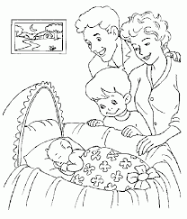 baby printable coloring pages free android coloring baby printable