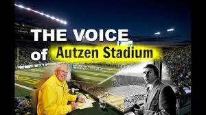Autzen Stadium Map Canzano The Voice Of Autzen Stadium And Oregon Ducks Football
