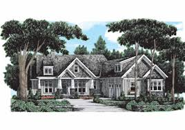 Southern Living Plans by Braxtons Creek House Floor Plan Frank Betz Associates