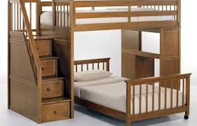 Space Loft Bed With Desk Futon Cool Loft Bed Desk Ikea Beautiful Bunk Bed With Futon And