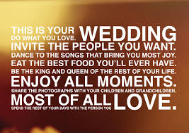 wedding day sayings i saw my had pinned this a board dedicated solely to