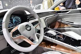 volkswagen concept interior volkswagen sport coupe gte coupe autowarrantyfv com