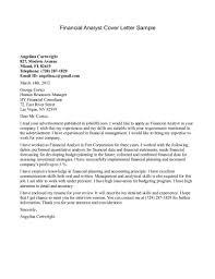 Sample Cover Letter For Bank Teller Financial Advisor Cover Letter Entry Level Images Cover Letter Ideas
