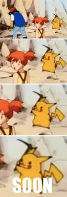 Funny Pikachu Memes - soon a pikachu kill the hydra