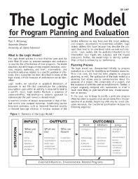 fillable logic model calendar