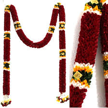 indian wedding flower garland thugil online store festival wedding mandap decorative indian