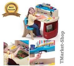 workstation children art desk table playroom bedrooms kids