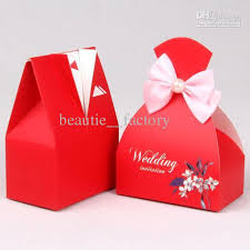 and groom favor boxes groom wedding bridal favor candy box gift boxes gown