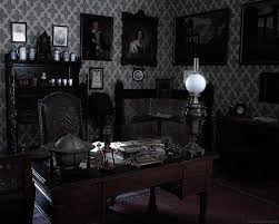 Best Gothic Decor Images On Pinterest Gothic Furniture - Gothic dining room table