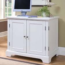 Computer Armoire Corner Corner Computer Armoire Desk Small Space White Throughout Armoires