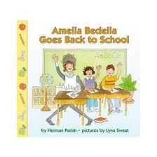 amelia bedelia goes back to school paperback herman parish