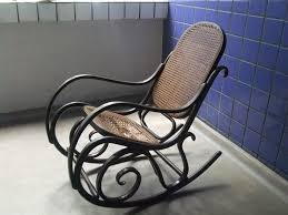 Modern Outdoor Rocking Chairs Bentwood Chairs With Cane Seats How To Remove A Broken Cane Seat