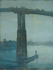 Nocturne: Blue and Gold – Old Battersea Bridge
