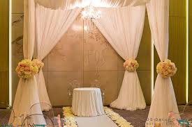 wedding backdrop rental toronto wedding event draping design gallery use of draping for event