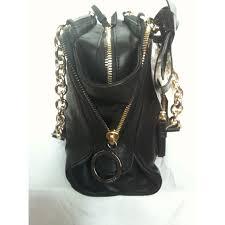 paule ka siege social sac porté épaule paule ka noir cuir réf a73999 instant luxe