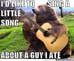 Song Meme - the song bears sing by noluko meme center