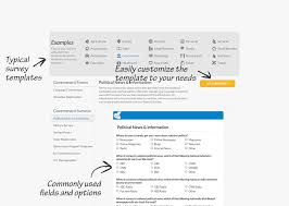 site survey form template 21 free satisfaction survey template