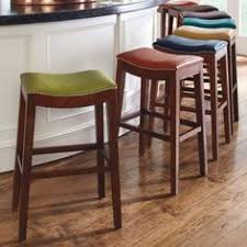island stools kitchen diy bar stool makeover a target curtain my soul is fed
