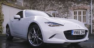 mazda is made by 2017 mazda mx 5 rf review by carfection gives you reasons to stare