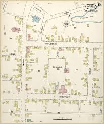 Pratt Map History Of Baltimore Maryland Ghosts Of Baltimore