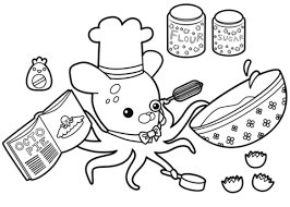 hmdiary baking coloring pages dinner coloring pages bubble