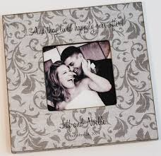 Personalized Wedding Photo Frame The 25 Best Custom Photo Frames Ideas On Pinterest Photo
